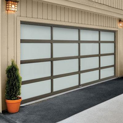 Amarr Aluminum Garage Door