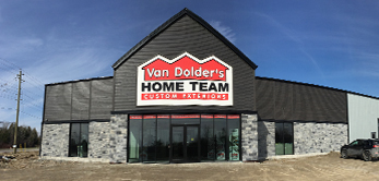 Van Dolder's Custom Exteriors in Collingwood