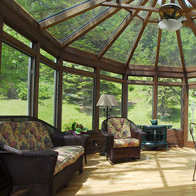 Craft-Bilt Sunroom Conservatory
