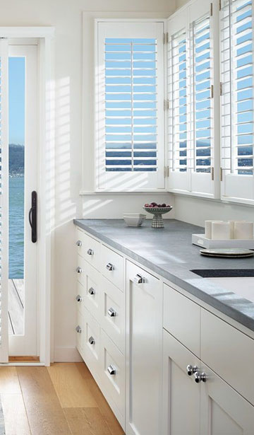 Hunter Douglas Interior Shutters