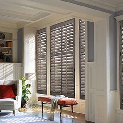 Interior Shutters by Hunter Douglas