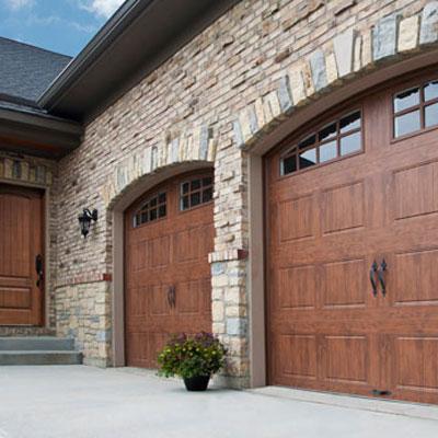 Raynor Steel Garage Door