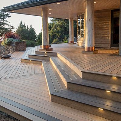 TimberTech Composite Deck