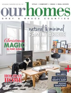 Our Homes Grey Bruce Winter 2018-19
