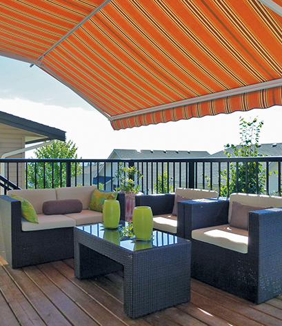 Aristocrat Shade Products Awning