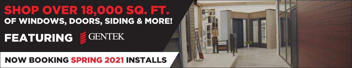 18,000+ sq. ft. showroom
