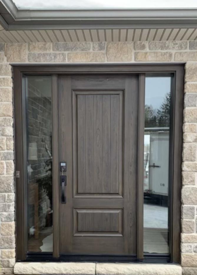 Mastergrain Front Entry Door