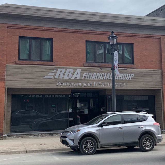 Meaford RBA Exterior Renovation