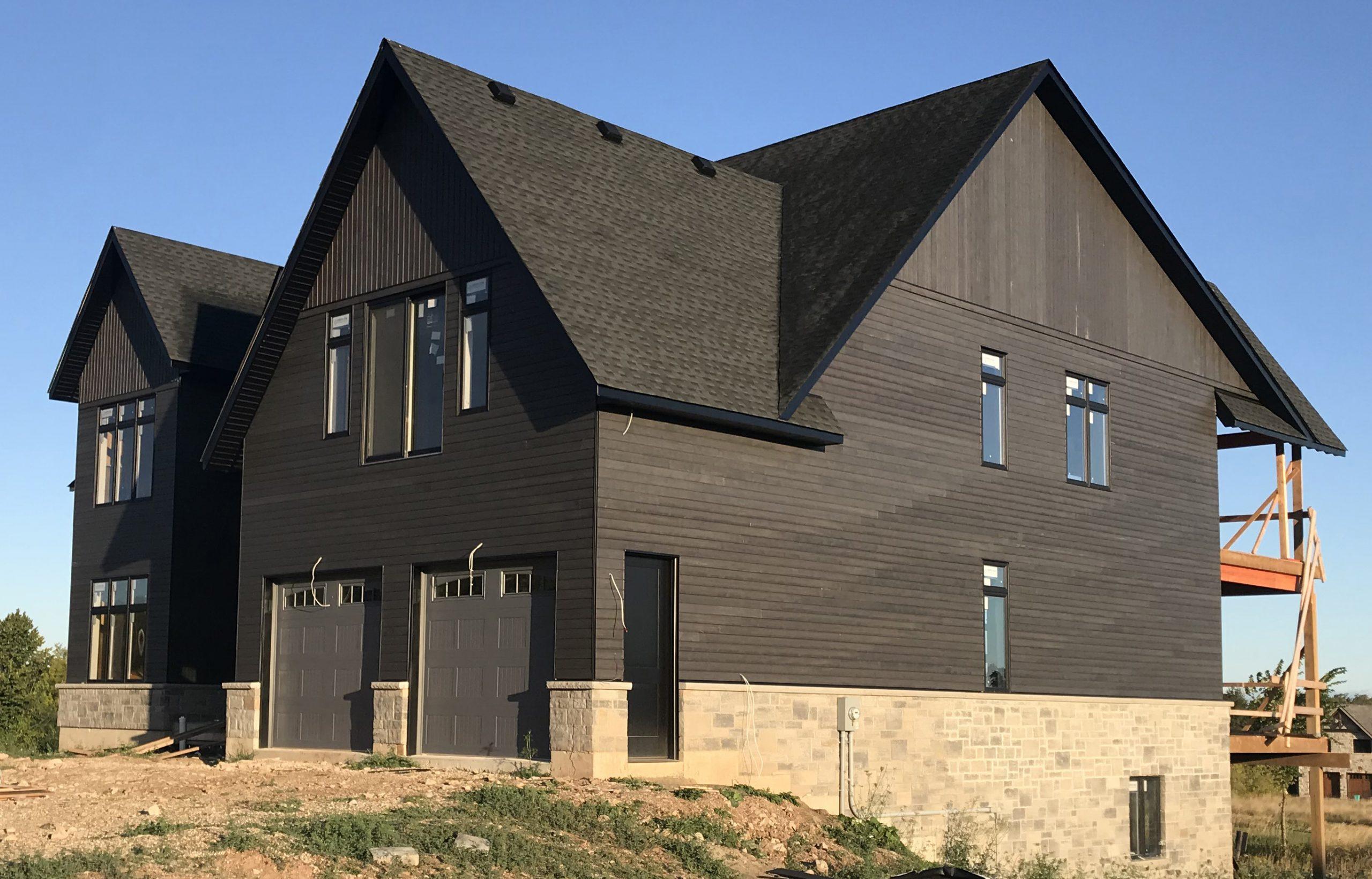 New Modern Home Build
